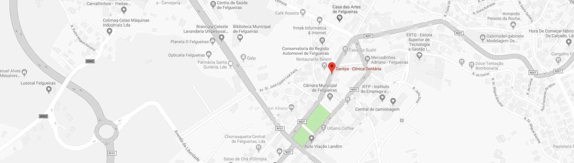 Clínica dentária Dentya, o seu dentista em Vila do Conde, nas caxinas