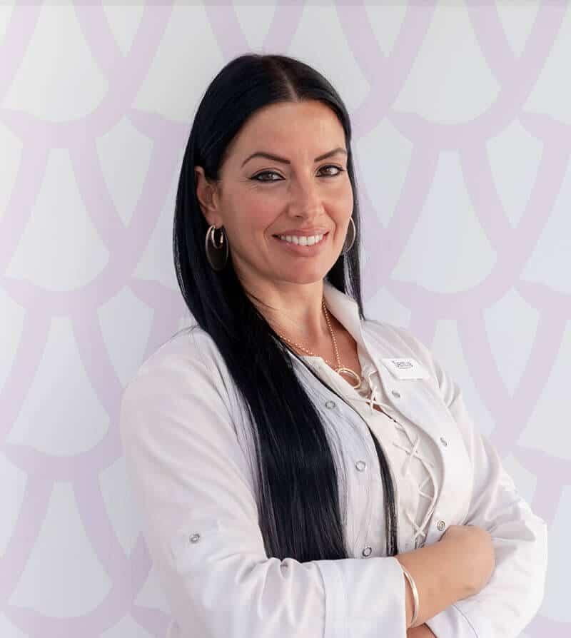Gestora de unidade Catarina Campos