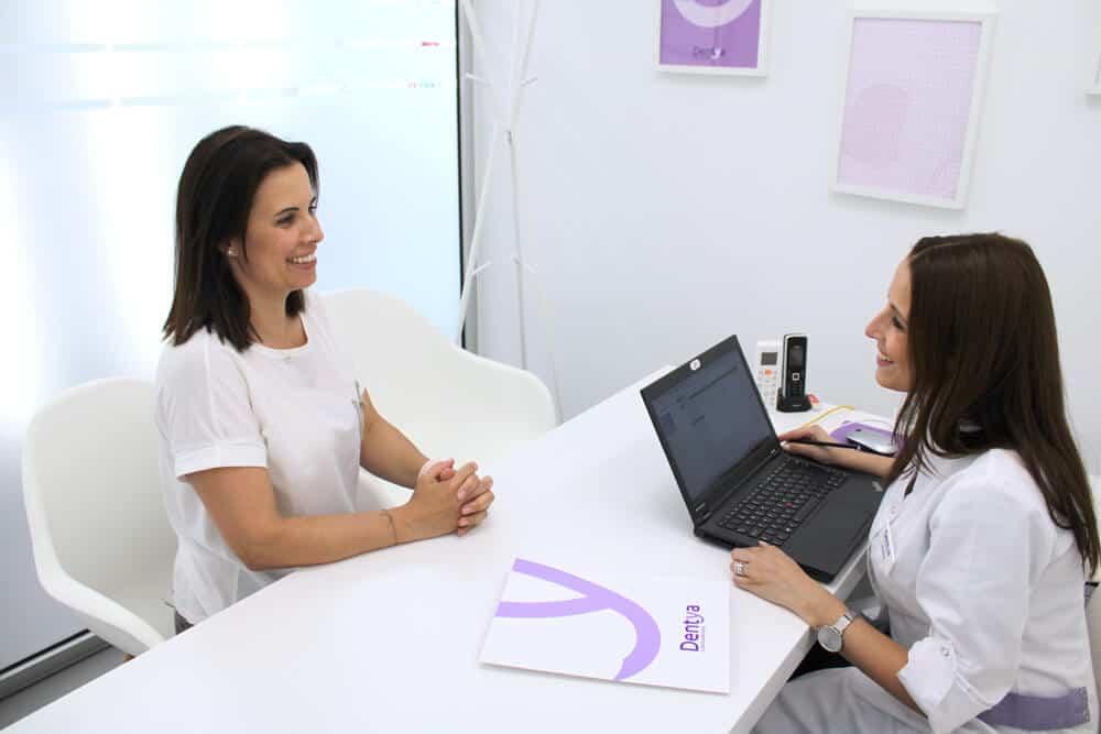 plano de tratamento recomendado na avaliação oral gratuita