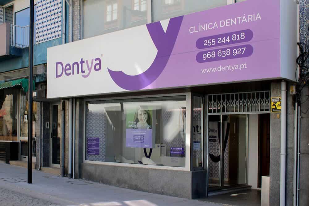clínica dentária dentya, o meu dentista em Vila do Conde