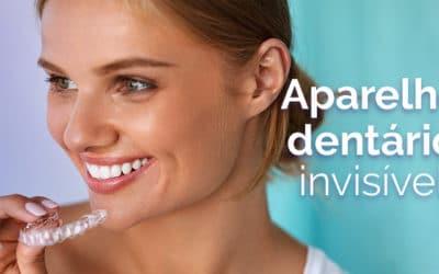 Aparelho dentário invisível: a sua melhor opção para o tratamento ortodôntico
