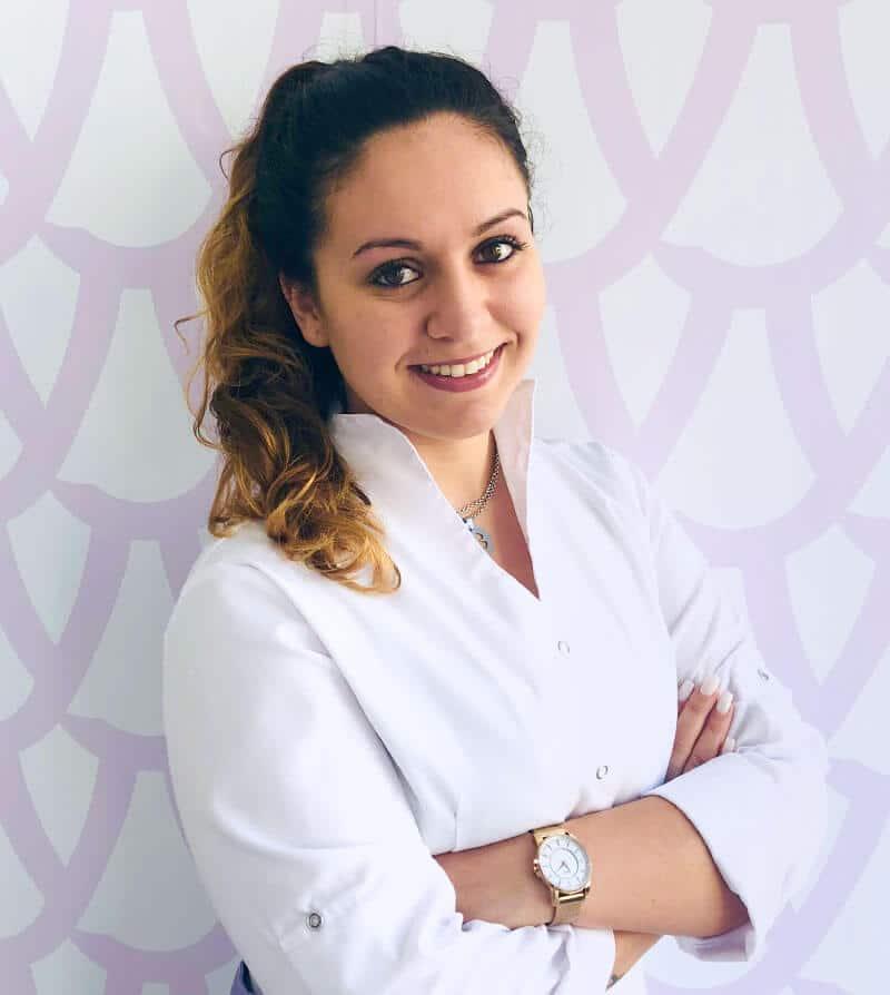 rececionista Carina Paixão
